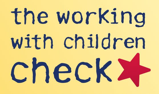 Working with Children' approved